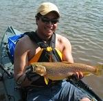 German Brown from Cyclone Lake