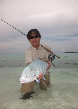 banded trevally