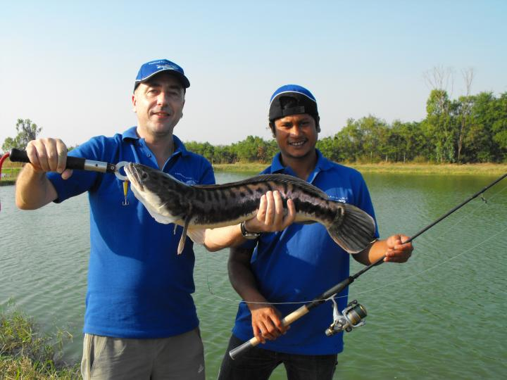 Thailand Fishing Guide