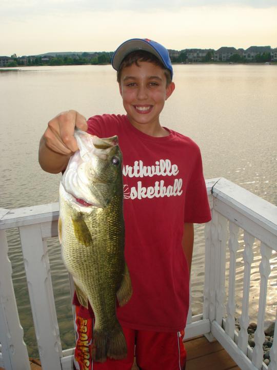 5 pound bass