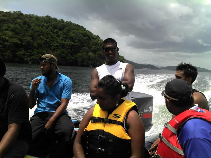 down d islands