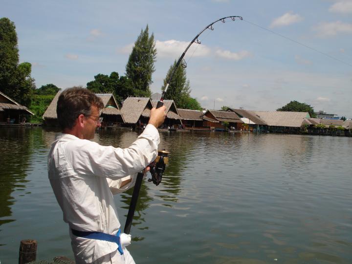 Rod Bending Action At Bungsamran