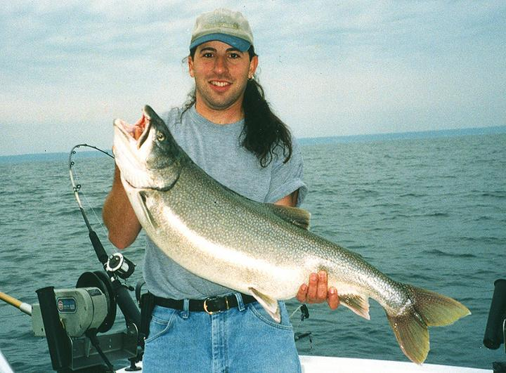 Lake Trout - 22.50 lbs