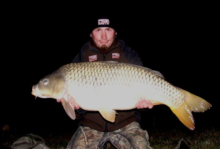 14.6 kg (32+ lbs) Common (Ebro - Spain)