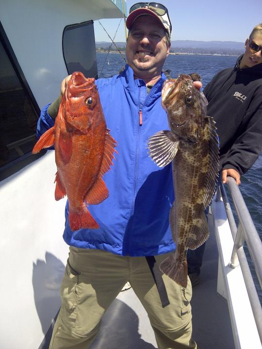 Rockfish and Lingcod