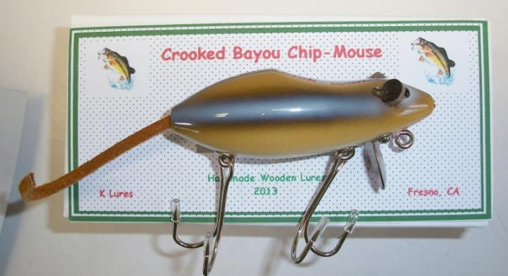 Crooked Bayou Chip-Mouse