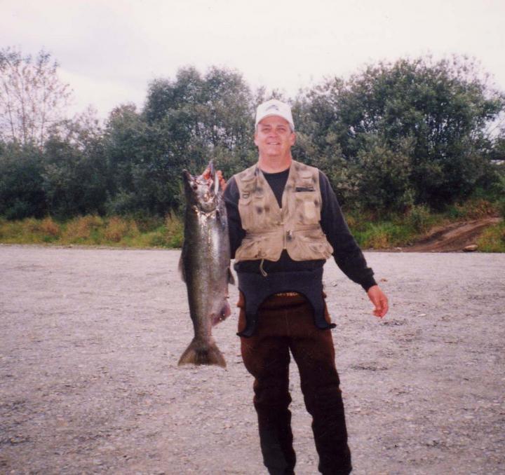 King Salmon, Vedder River BC