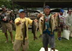 Bass Fishing in Lake Seminole - Lake Seminole Fishing Guides