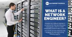 What is a network engineer Profile Skills? Job Description & Def